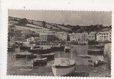 Mevagissey Cornwall RP Postcard 338b