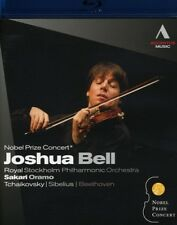 Nobel Prize Concert: Joshua Bell [New Blu-ray]