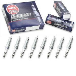 8 pcs NGK Iridium IX Spark Plugs for 2008-2014 Lincoln Navigator 5.4L  5.4L pn