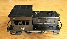 Lionel Postwar # 41 U.S. Army Switcher