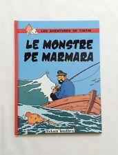 BD - Tintin Le monstre de Marmara / HERGE / AYHAN / Istan'bulles / Pastiche