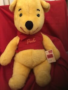 Vintage New Sears Large Winnie The Pooh Bear