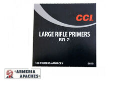 Inneschi CCI LARGE RIFLE PRIMERS BR-2 100 PZ