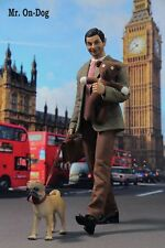 Hot Toys 1/6 Scale Rowan Atkinson Mr Bean MR. On-DOG Collectible Figure Model