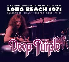 DEEP PURPLE - LONG BEACH 1971  CD NEUF
