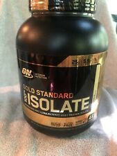 Optimum Nutrition Gold Standard 100% Whey ISOLATE Protein 3lb 44 Serv Bb 7/20