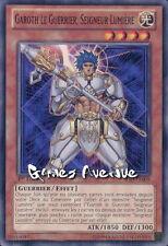 Yu-Gi-Oh ! Carte Garoth le Guerrier, Seigneur Lumière SDLI-FR009