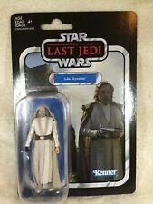 STAR WARS Vintage Collection Luke Skywalker Last Jedi VC131 MOC Kenner