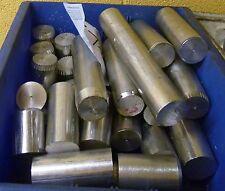 "20 x 47.63mm 1 7/8"" diamètre aluminium round bar end matériel d'usinage off cut"