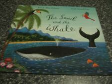 The Snail and The Whale by Donaldson Julia 033398224x The Cheap Fast Post