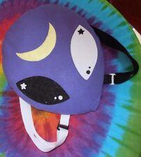 Alien Backpack Pastel Goth Grunge DiY OOAK Kawaii Alternative Fashion Bag Moon