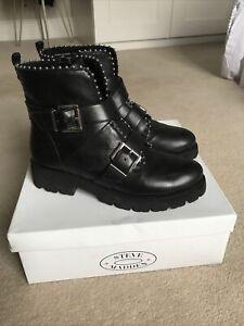 Steve Madden Boots, Size UK 6