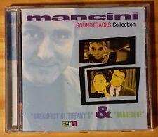 Henry Mancini: Breakfast at Tiffany's/Arabesque Soundtrack CD