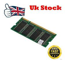 1 Gb De Memoria Ram Para Dell Latitude D400 D500 D600 110l D505 D800 X300 Laptop