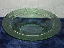 Fostoria Seville Cereal Bowl  Green