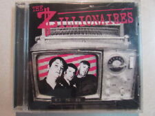 THE ZILLIONAIRES S/T SELF TITLED 2000 14 TRK ROCK CD UNITY SQUAD LABEL NEW OOP
