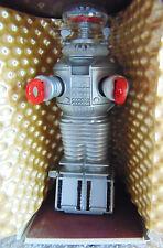 "Space Robot YM-3 - 4.5"" Wind-Up Walking Figure 1985 Japan Masudaya - New"