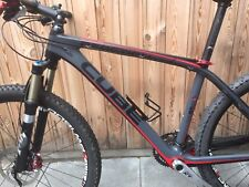 CUBE REACTION  GTC26 ZOLL MTB,CARBON, SHIMANO XTR  27 G, HYDRAULIK, Fox LOCKOUT,