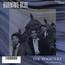 ROOSTERS-BURNING BLUE-JAPAN 7INCH VINYL F56
