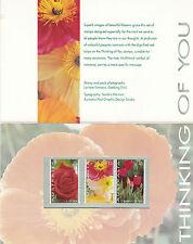 Australia 3 FEBBRAIO 1994 PENSANDO A TE fiori confezione di presentazione