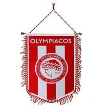 Olympiacos Piräus Wimpel Wappen Fanshop,Champions new League,Greece,Griechenland