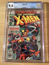 X-MEN #133 CGC 9.6 Newsstand 1ST SOLO WOLVERINE! HELLFIRE CLUB, DARK PHOENIX