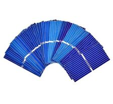 Células de panel solar Hazlo tú mismo Cargador Mini Micro 39x19mm 100 un. de silicio policristalino