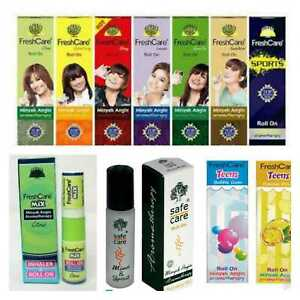 4 Freshcare Aromatherapy Roll On Oil (CAN MIX UPON REQUEST)