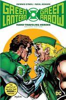 Green Lantern/Green Arrow Hard Travelin' Heroes Deluxe Edition by Denny O'Neil