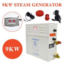 220V Steam Generator 9KW Dampfgenerator Dampferzeuger Dampfdusche Dampfgerät