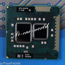100% OK SLBTN Intel Core i7 640M 2.8 GHz Dual-Core Laptop Processor CPU