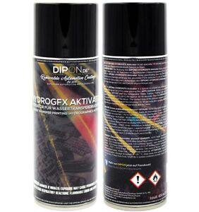 DIPON® HydroGFX Hydrographics Wassertransferdruck Aktivator Hydroprint Spray