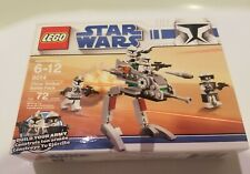 NEW Lego Set 8014 Star Wars Clone Walker Battle Pack -FACTORY SEALED- NIB RARE