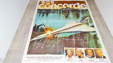 S.O.S CONCORDE  !  ruggero deodato affiche cinema 1979
