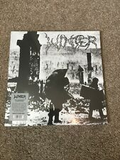 WINTER INTO DARKNESS EXTENDED EDITION 2 LP CLEAR VINYL RECORD SET NEW MINT!
