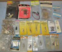 Vintage Coax/Cable Connector+ Lot ARCHER/RADIO SHACK/CB/SATELLITE/TV J532