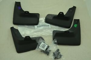 NEW Genuine OEM Toyota Scion iA Yaris Mudguard Set 4 Piece Set PU060-1M016-P1