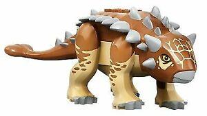ANKYLOSAURUS Dinosaur Only - Split from LEGO Jurassic World Set (75941) *NEW*