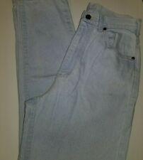 Jeans LEE 1889 High Waist Rise Size 10 28x30 Vtg Mom Jeans Light Wash Blue B28