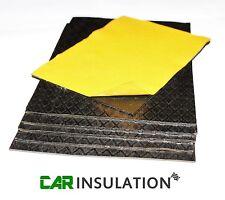 5 Sheets Bitumen Sound Deadening Classic Car Van Insulation Panel Automotive 2mm