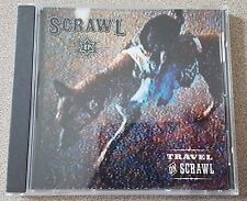 SCRAWL Travel on UNRELEASED & DEMO PROMO DJ CD Ted Nugent