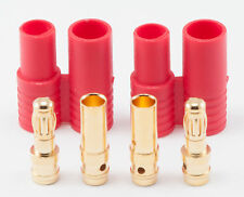 3.5MM Bullet Connector Plug & Housing Set for Lipo ESC