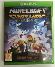 Minecraft: Story Mode Season Pass Disk (Microsoft Xbox One)