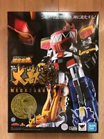 Bandai Soul of Chogokin SOC GX-72 Mighty Morphin Power Rangers Dino Megazord NEW