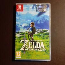 The Legend Of Zelda Breath Of The Wild Pal Ita Nintendo Switch