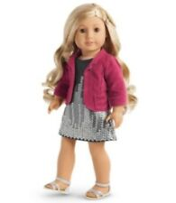 AMERICAN GIRL DOLL TENNEY TENNEYS SPARKLING PERFORMANCE OUTFIT  BNIB