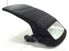 VW Golf 6 Cabrio Verdeck Cabrioverdeck Dach convertible top schwarz mit Pumpe