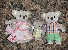 Figure Sylvanian Families KOALA FAMILY Epoch Calico Critters FS-15 SB