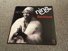 NINA SIMONE - BALTIMORE - 1978 UK LP CTI NM!! - 1000'S MORE LP'S IN MY EBAY SHOP