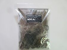 GIANT MICA GRAB-BAG, 2 POUNDS SHEETS AND SHAPES, FOR USE IN ARTS AND CRAFTS